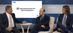 Practice Pearl 4: Calculating Dose for SQ Formulations
