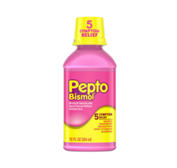 Daily OTC Pearl: Bismuth Subsalicylate (Pepto Bismol)