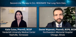 Second-Line Therapy in CLL: RESONATE Trial Data