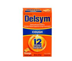 Daily OTC Pearl: Delsym Cough Suppressant