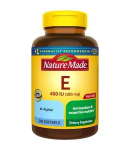 Daily OTC Pearl: Vitamin E