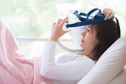 Positive Airway Pressure Therapy for Sleep Apnea Can Reduce Risk of Dementia in Older Adults