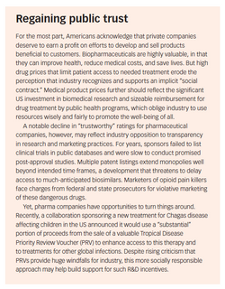 Can Streamlined R&D Reduce Drug Prices?
