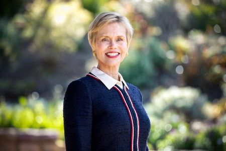The Healthcare Businesswomen's Association again names Sandra Horning its WoTY—where the pharma leader's message of purpose and partnership takes on added resonance today.