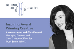 Behind the Creative...Inspiring Award-Winning Creative