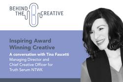 Behind the Creative...Inspiring Award Winning Creative with Cherie Davies