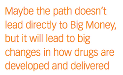 Big Money and Big Data