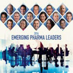 Pharm Exec's Emerging Pharma Leaders 2016