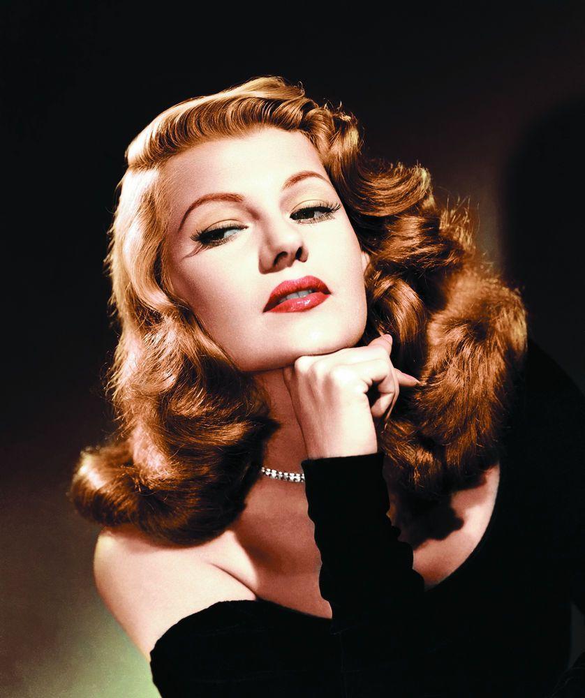 Rita Hayworth and Alzheimer's Redemption