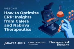 How to Optimize ERP: Insights from Galera and Nabriva Therapeutics