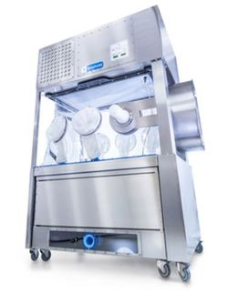 Single-Use Isolator Chamber for Sterile Manufacturing