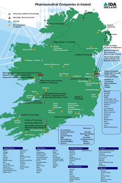 Pharmaceutical and Biopharmaceutical Manufacturing Advances in Ireland