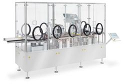Parenteral Packaging Equipment On Display at INTERPHEX