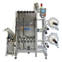 Wrap-around Labeler with Continuous Labeling Capabilities
