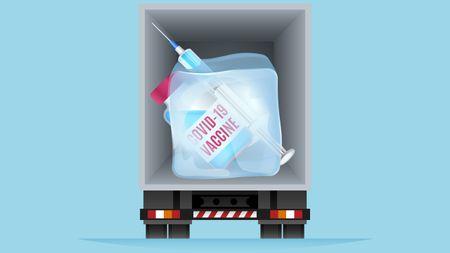 Guarding the Vaccine Cold Chain; image: DANIEL - STOCK.ADOBE.COM