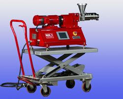 Laboratory Mixer Designed for Testing Formulations Using Continuous Processing