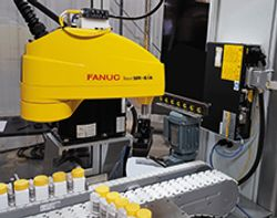 Compact Robotic Systems Integrate with Packaging Systems