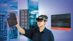 AR/VR Simulator for Plant Personnel Training