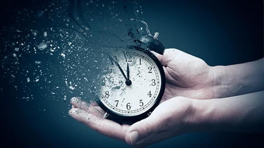 clock dissolving