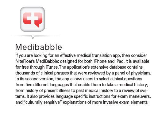 Medibabble