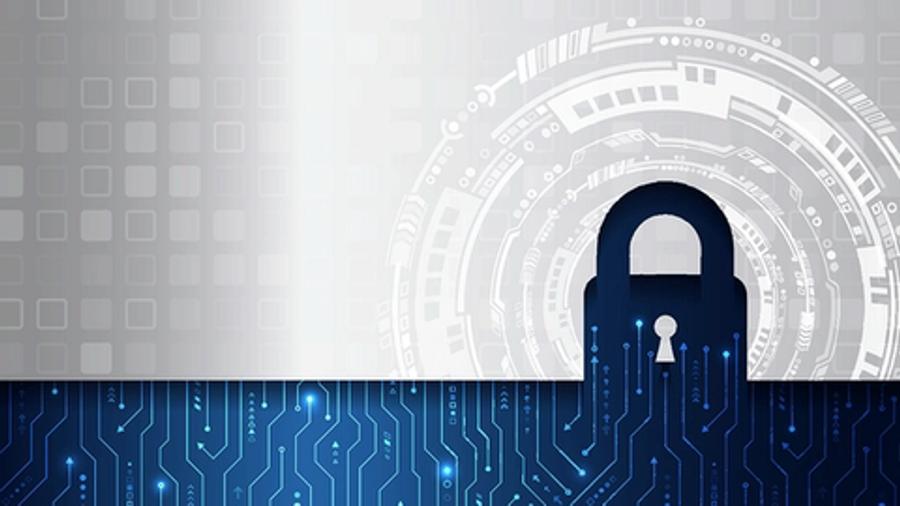 technology lock icon