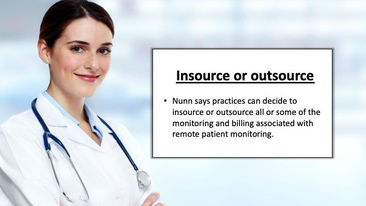 Insource or outsource