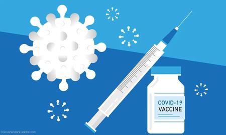 covid-19 virus syringe vaccine