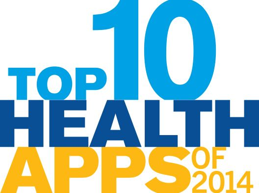 Top 10 Health Apps of 2014