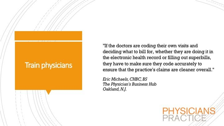 Train physicians