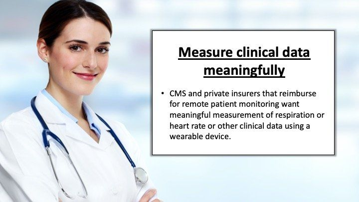 Measure clinical data meaningfully