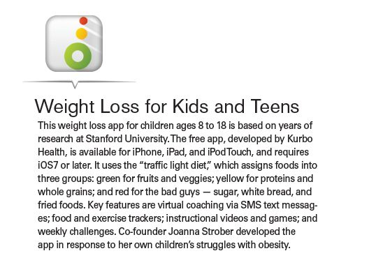 Weight Loss for Kids and Teens