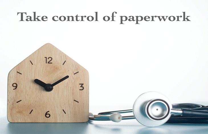 take control o paperwork