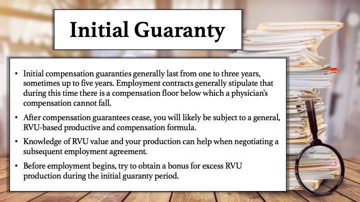 Initial Guaranty