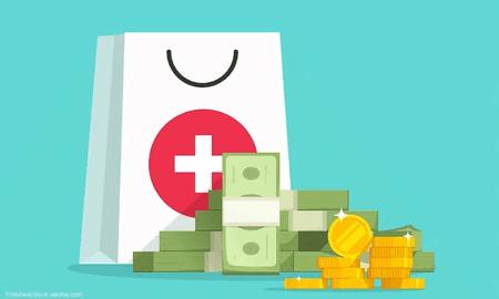 medical bag money