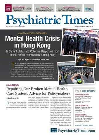 Psychiatric Times Vol 37, Issue 1