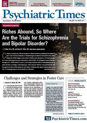 Psychiatric Times Vol 37, Issue 5