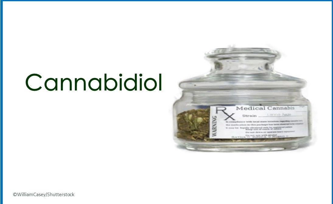 cannabidiol, CBD