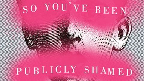 So You've Been Publicly Shamed: A Gift for Patients and a Jewel for Psychiatrists