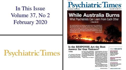 In This Issue of Psychiatric Times: Vol 37, No 2