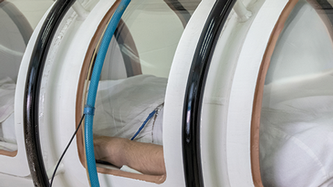 Treatment of Traumatic Brain Injury With Hyperbaric Oxygen Therapy