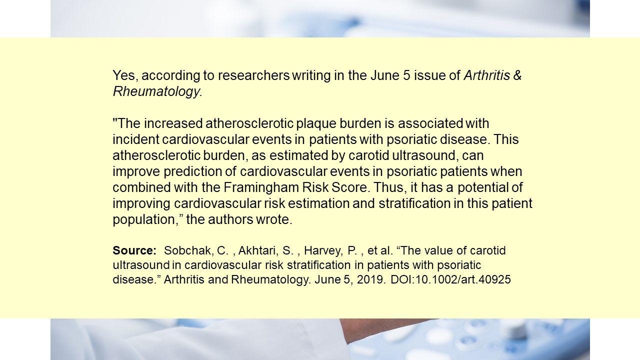 Psoriatic Arthritis Health Quiz: A review of recent evidence