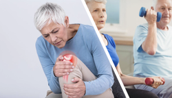 Combatting Sedentary Behavior in Patients With Knee Osteoarthritis or Replacement