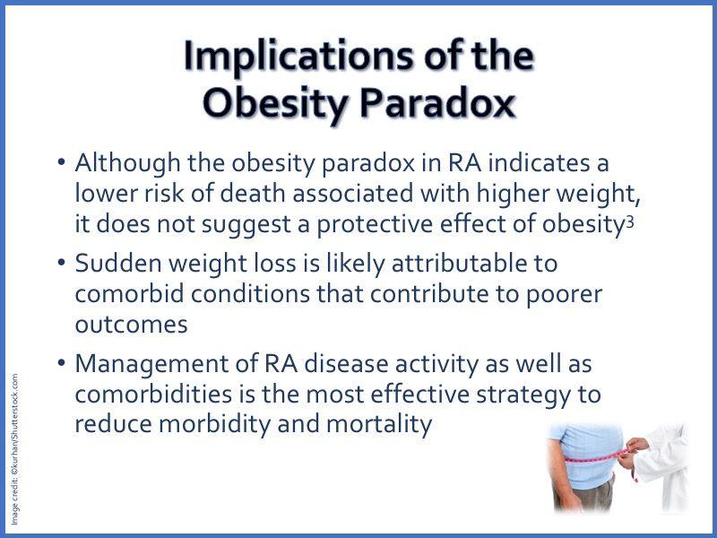 obesity rheumatoid arthritis