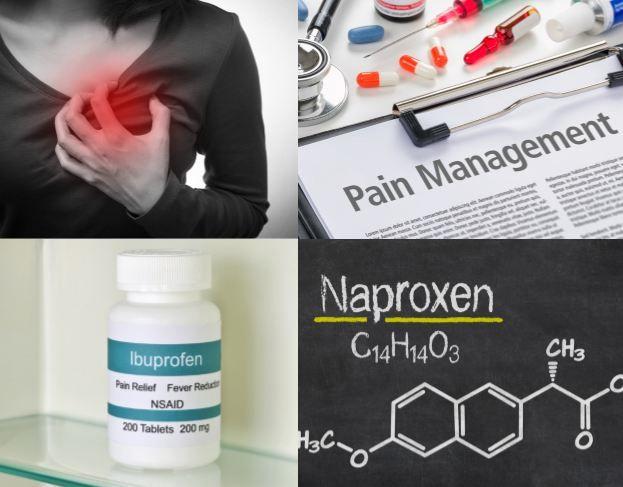 Women heart disease (©TheerapolPongkangsananan;Shutterstock.com); Pain Managemen