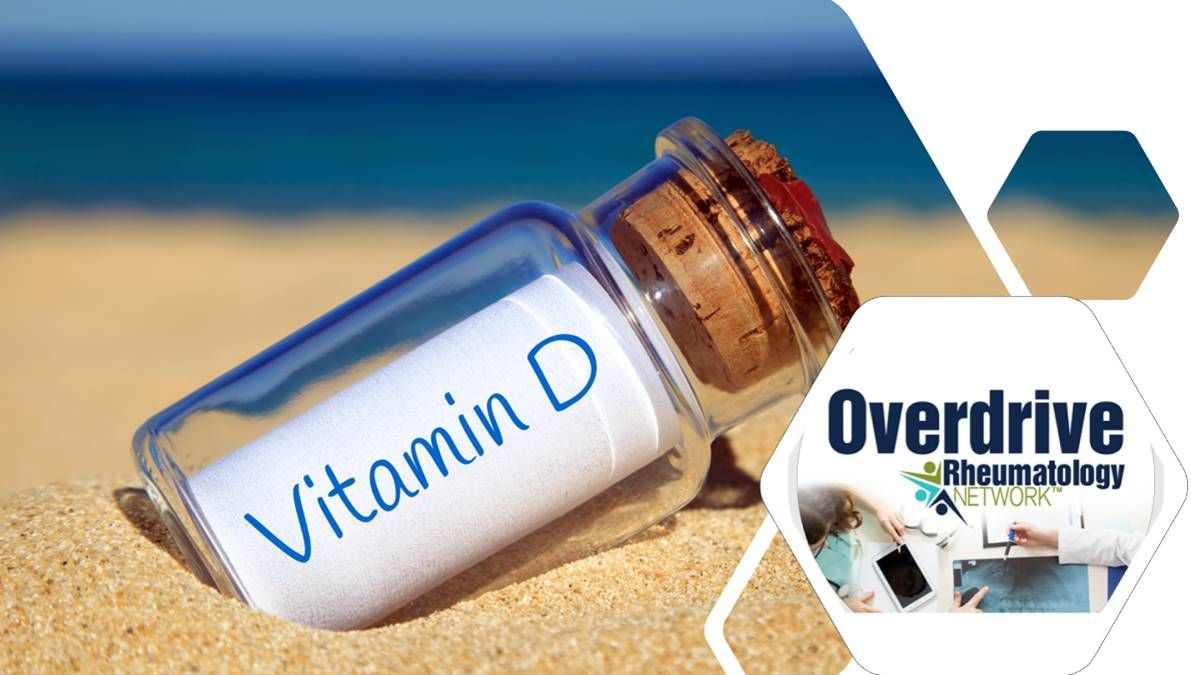 Podcast: Are your patients well verse on vitamin D intake?