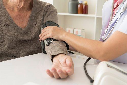 Blood pressure check (©CreateJobs51/Shutterstock.com)
