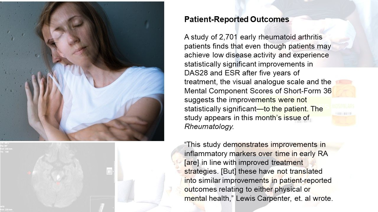 Patient-Reported Outcomes