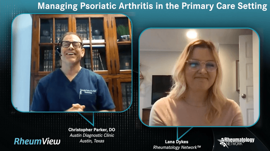 Expert Perspective on the Management of Psoriatic Arthritis