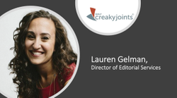 Lauren Gelman: What is CreakyJoints?