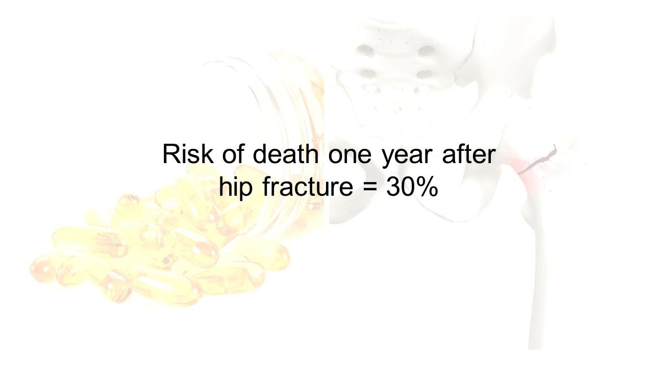 Fast Facts on Vitamin D, Calcium and Fracture